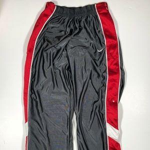 NIKE Pants Men's  Athletic Button-Down Basketball